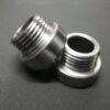 Tap Nozzle Coupler M28 x F24 (Tap Thread Size F28 - Nozzle Thread Size M24)