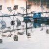 Paddle Wheel Aerator for shrimp farming